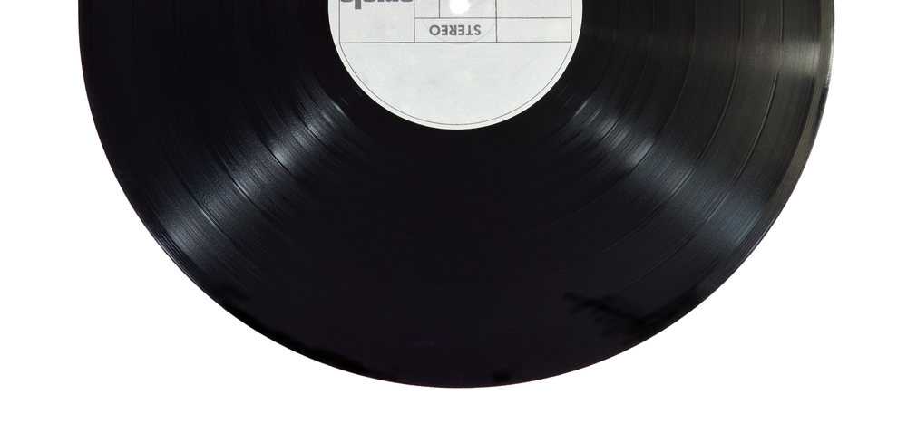 A record disc